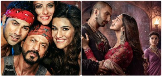 Bollywood Trailer Talk: DECEMBER 2015 - It's An Epic Drama Versus Action Fluff
