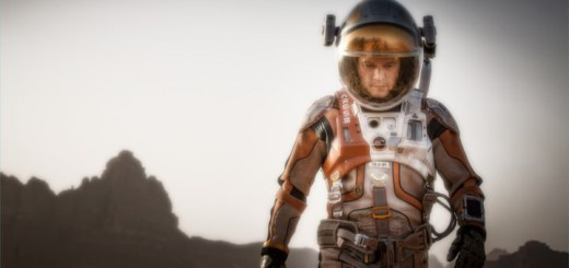 Movie Review: THE MARTIAN (2015) - Man's Triumph Over Nature... With Science!
