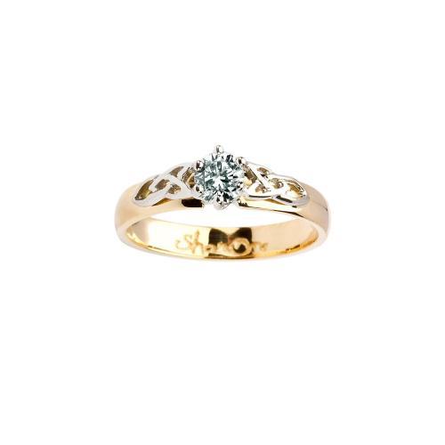 Medium Crop Of Irish Engagement Rings