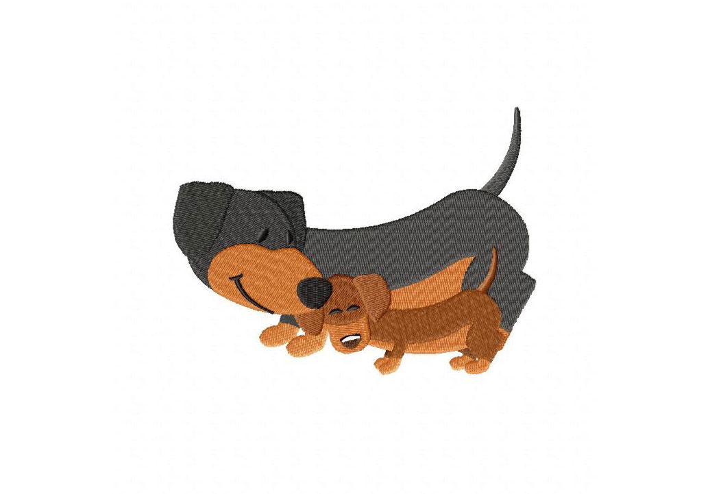 dachshund machine
