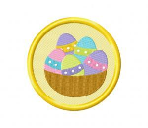 Happy Easter Eggs 5_5 in
