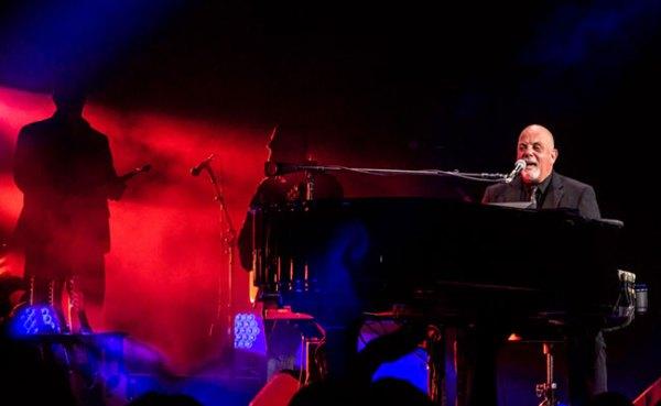 Billy Joel at T-Mobile Arena