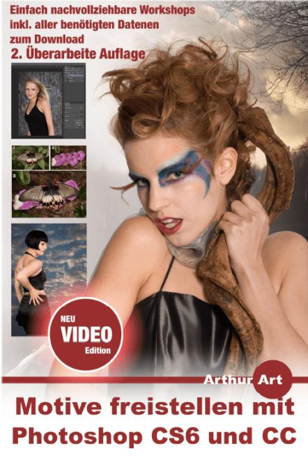 Motive Freistellen mit Photoshop CS6 und CC