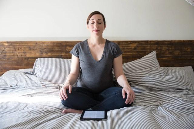 Meditation, The New Prenatal Vitamin