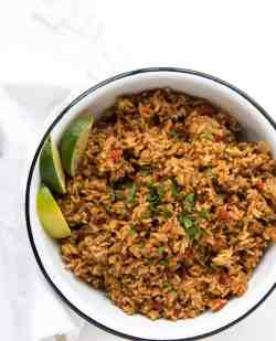 Small Of How To Season Rice