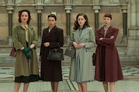the Bletchley Circle 1