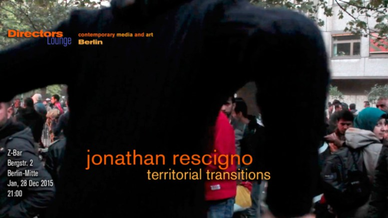 directors lounge monthly screenings jonathan rescigno territorial transitions