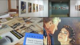 """Vernissage der Ausstellung """"Simenon-Cinèma - Die Sammlung Michel Schepens"""""""