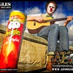 Pringles the Clown
