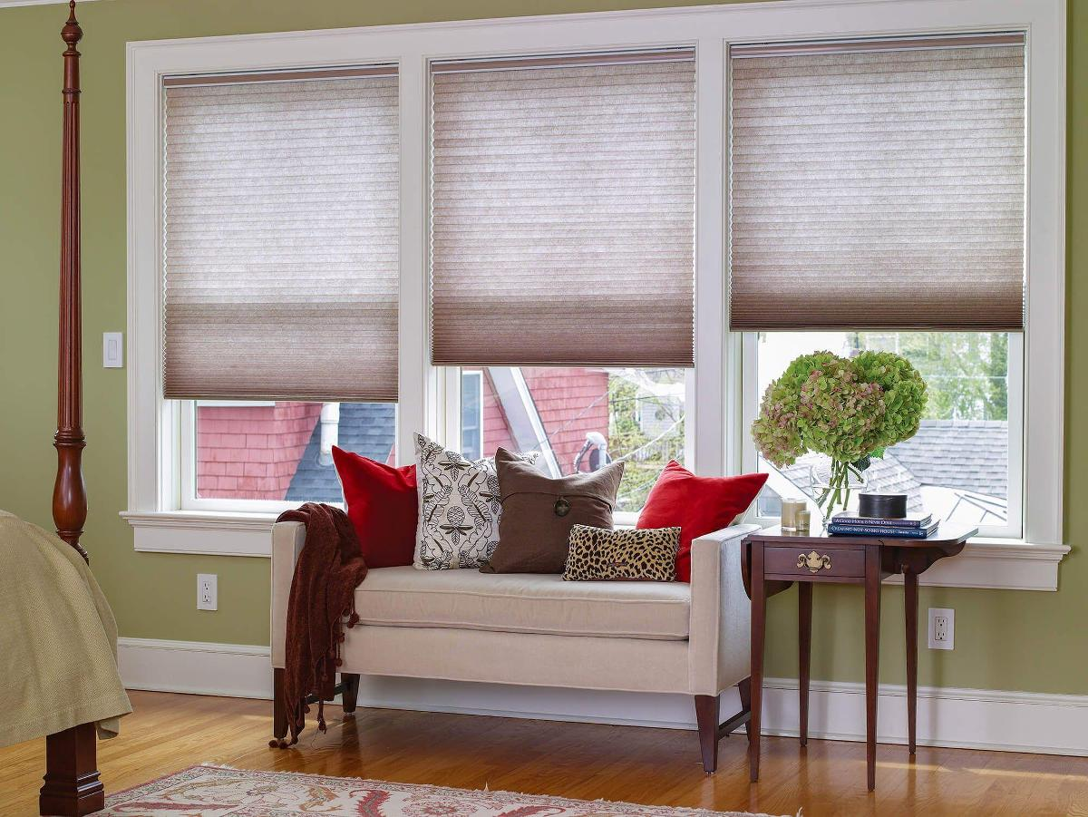 Jolly Cordless Down Bottom Up Cellular Shades Custom Made Shades Blinds To Go Down Bottom Up Blinds French Doors Down Bottom Up Blinds Stuck A Softer Window Treatment Option Is Our Cellular Shade houzz-03 Top Down Bottom Up Blinds