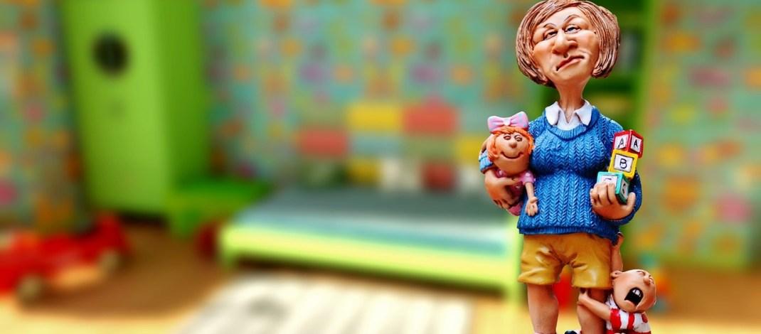 Jak znaleźć dobrą nianię? Wybór opiekunki do dziecka.