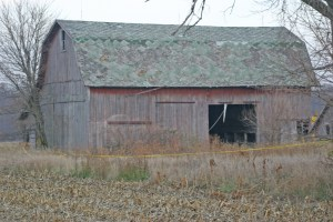 Scott Highway Barn