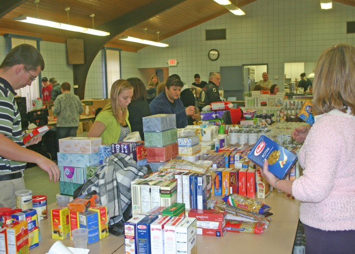 Knights of Columbus bring Christmas to local people in need