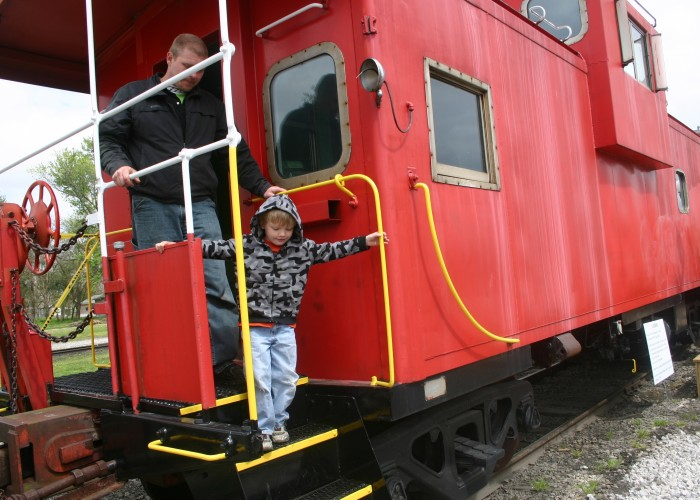 Chug into Blissfield April 20-21 for Railroad Days