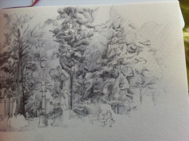 dessin stylo bille