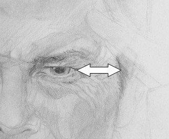 david bowie dessin schema details