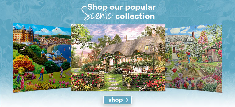 Scenic Jigsaw Puzzles collection