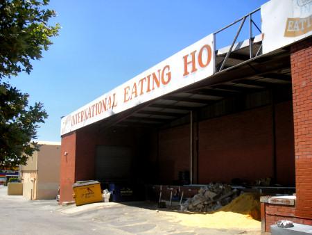 International eating ho