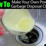 DIY:Jako sredstvo za čišćenje odvoda