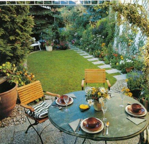 Kako napraviti od svog dvorišta lijep kutak za odmor? - Domacinski blog