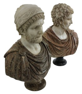 Greco Roman Busts