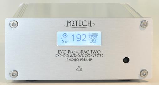 【イベント情報】M2TECH Evo Phono DAC Two & iFI Audioアクセサリー新製品徹底試聴会開催のご案内
