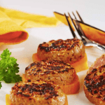Turkey Sausage with Sweet Potatoes