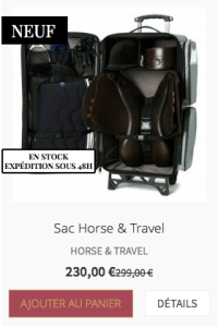 Horse and travel