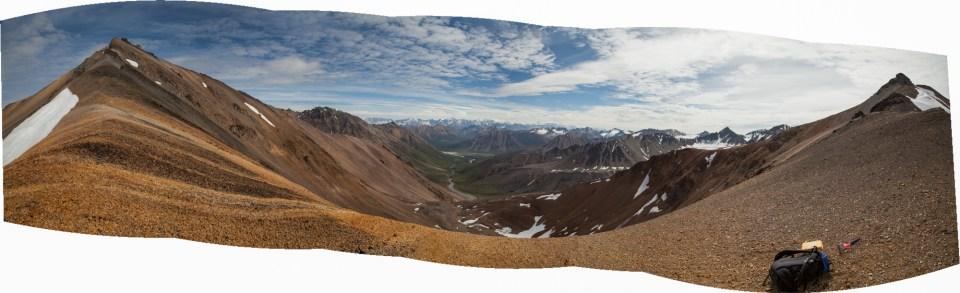 Styx River Alaska, fieldwork