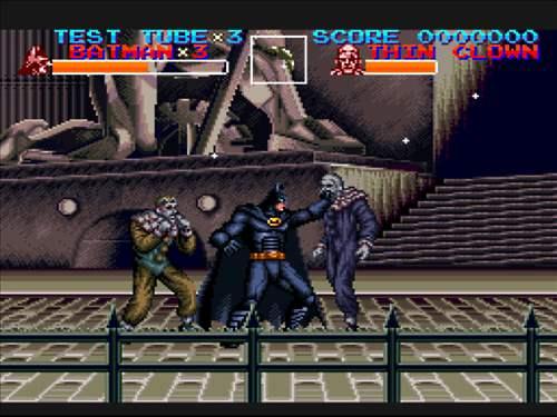 تحميل لعبة عودة باتمان