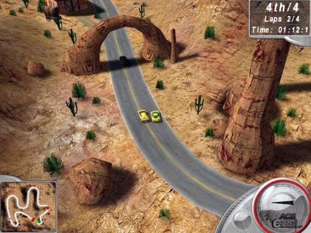 download Hot Racing 2