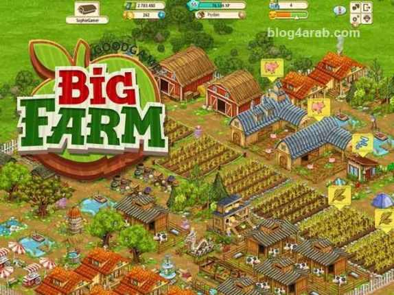 تحميل العاب المزرعة الكبيرة, تحميل العاب مزارع مجانا