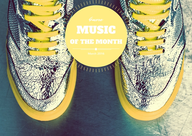 4more music of the month {shut up & train} Sampler No.3/2016
