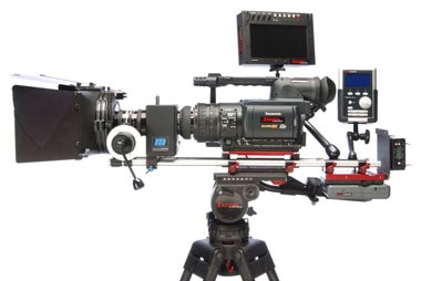 Panasonic, Zacuto y Red Red Rock