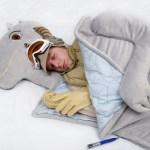 El bolso de dormir Tauntaun