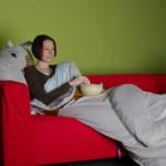 Nada como un TaunTaun para calentar las piernas en el sofá