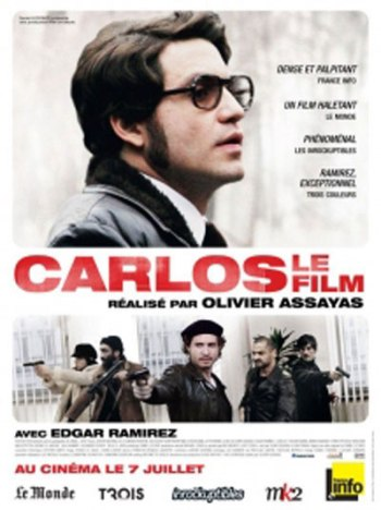 Pster de Carlos de Olivier Assayas