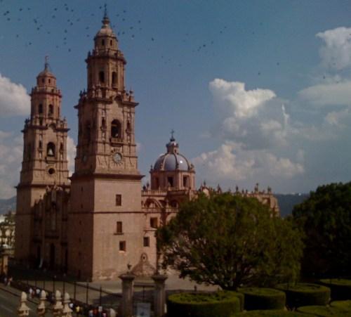 Catedral de Morelia, México