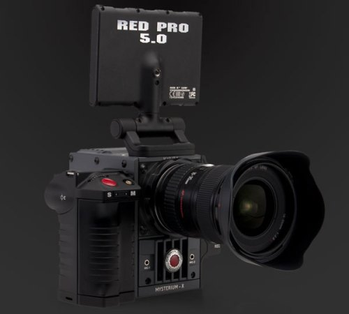 Red Scarlet X, ¿#epicfail?