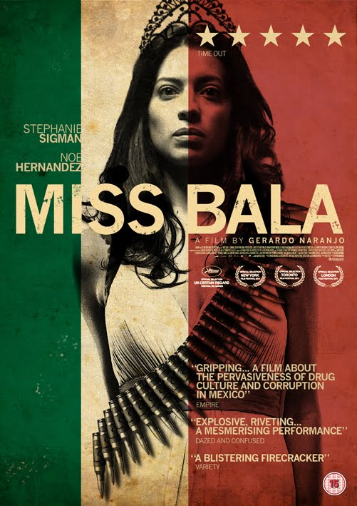Miss Bala, embalada al Oscar