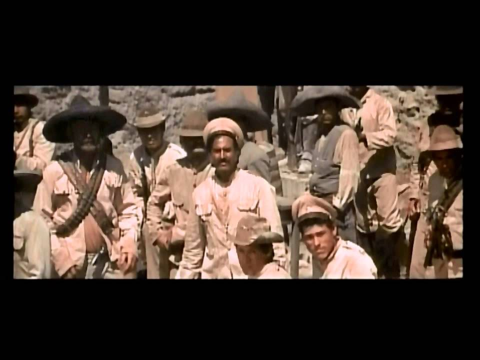 Así se filmó el tiroteo final de The Wild Bunch (Pandilla Salvaje)