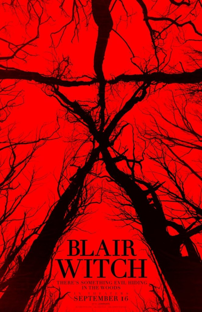 The Woods cambia de título y se revela como una continuación de The Blair Witch