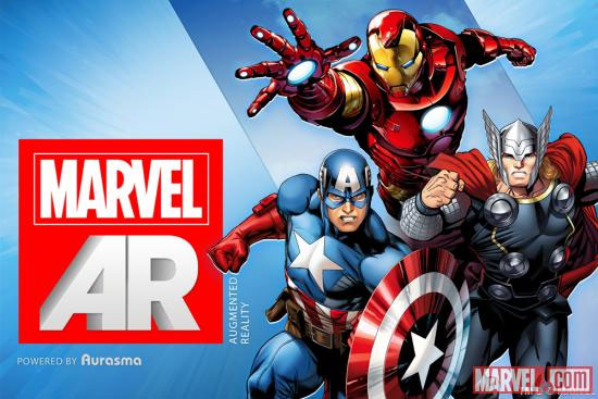 Marvel ReEvolution wants to augment your comic books.