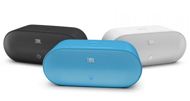 JBL Power Up Bluetooth speaker and wireless Lumia charger now shipping