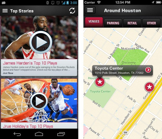 NBA offers its first free event app to track AllStar games through Android, iOS