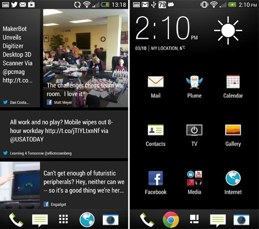 DNP HTC One review 2013