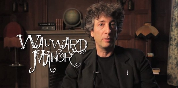 Sandman author Neil Gaiman ventures into gaming with Wayward Manor