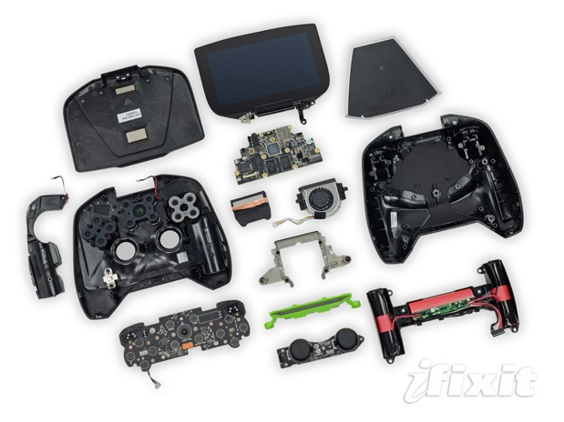 NVIDIA Shield teardown dives deep inside the massive handheld
