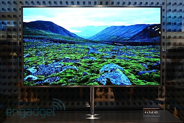 Samsung brings its first OLED 4K TV to IFA, we go eyes-on