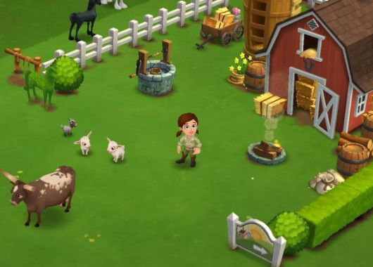 FarmVille 2 updates Zynga's cowclicker but not too much